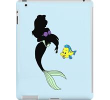 Dark Ariel - The little Mermaid - Disney iPad Case/Skin