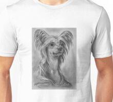 Chinese Crested Dog Unisex T-Shirt