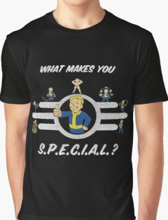 What Makes YOU Special? Graphic T-Shirt