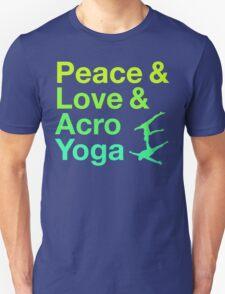 P&L&A.Y. (green) T-Shirt