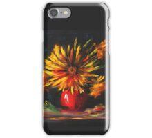 Sun in the Flower iPhone Case/Skin