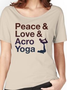 P&L&A.Y. (dark) Women's Relaxed Fit T-Shirt