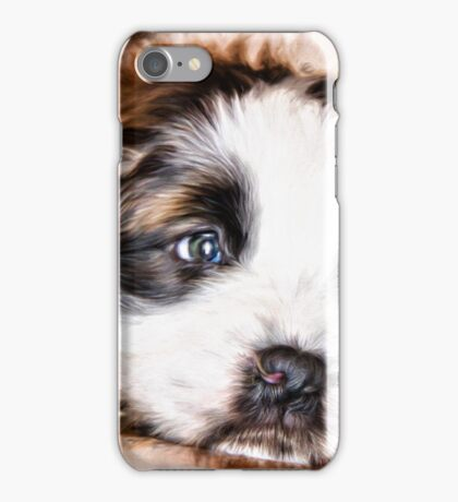 Her Name Is Lola iPhone Case/Skin