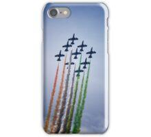 Frecce Tricolori iPhone Case/Skin