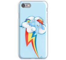 Rainbow Dash - Cutie mark  iPhone Case/Skin