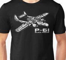 P-61 Black Widow Unisex T-Shirt