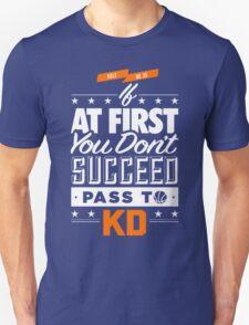 OKC Thunder - Pass To KD T-Shirt