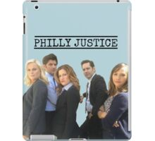 Philly Justice iPad Case/Skin