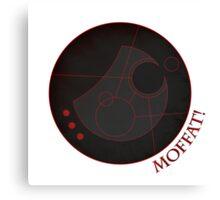 MOFFAT! Canvas Print