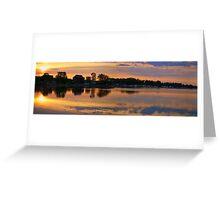 Lake Scugog Ontario Canada Greeting Card
