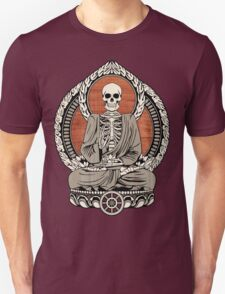Skeleton Buddha Unisex T-Shirt
