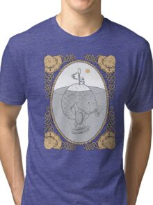 The Mermaid's Island Tri-blend T-Shirt