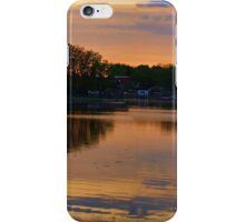Lake Scugog Ontario Canada iPhone Case/Skin