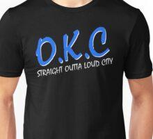 OKC Thunder - Straight Outta N.W.A. Parody Unisex T-Shirt