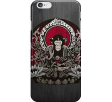 Zen Sapience iPhone Case/Skin