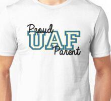 Proud Alaska UAF Parent Unisex T-Shirt