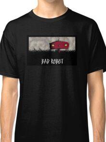 Bad Robot Lost Alcatraz Revolution Film CHARCOAL Classic T-Shirt
