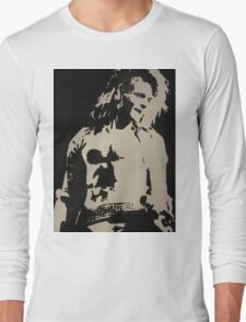 David Lee Roth (Van Halen) Long Sleeve T-Shirt