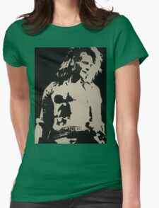 David Lee Roth (Van Halen) Womens Fitted T-Shirt