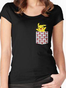 Poketemon Women's Fitted Scoop T-Shirt