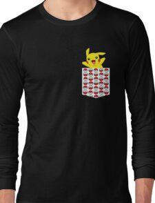 Poketemon Long Sleeve T-Shirt