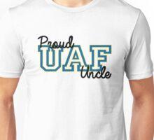 Proud Alaska UAF Uncle Unisex T-Shirt