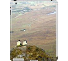 Mountain People iPad Case/Skin