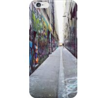 Melbourne Graffiti iPhone Case/Skin