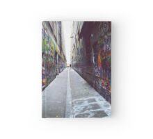 Melbourne Graffiti Hardcover Journal