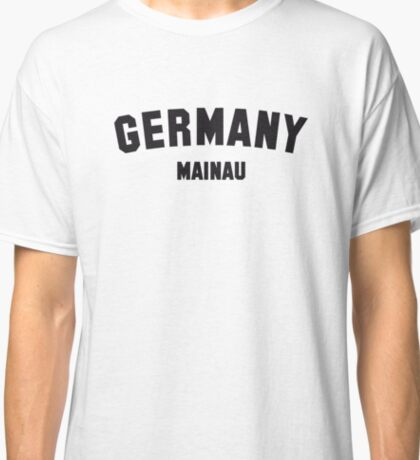 GERMANY MAINAU Classic T-Shirt