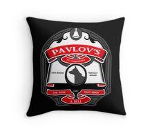 Pavlovs Pet Conditioner Throw Pillow