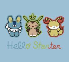 Hello Starters Kids Tee