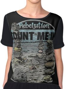 Rebelution Count Me In Chiffon Top