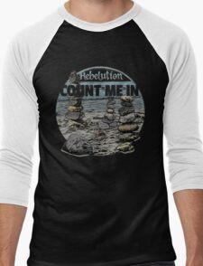 Rebelution Count Me In Men's Baseball ¾ T-Shirt