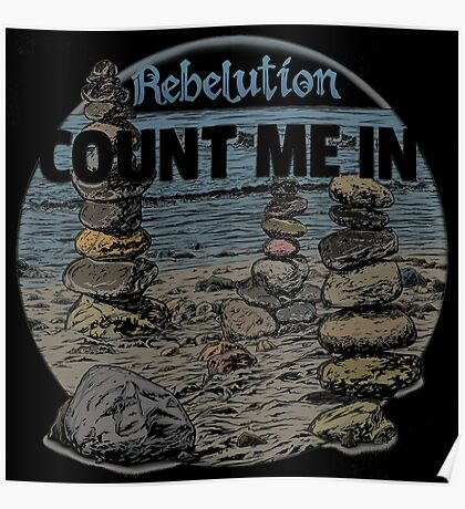 Rebelution Count Me In Poster