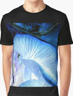 Gills A Real Fungi Even When He's Negative Graphic T-Shirt