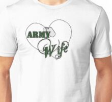 Army Wife Unisex T-Shirt