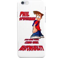 Phil Spiderman iPhone Case/Skin