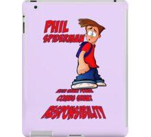 Phil Spiderman iPad Case/Skin