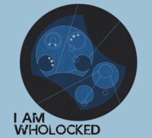 I AM WHOLOCKED Baby Tee