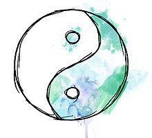 Ying Yang by procraztinator