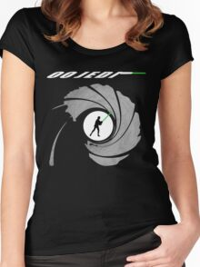 00 Jedi Women's Fitted Scoop T-Shirt