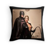 """""""Home Alone"""" Throw Pillow"""