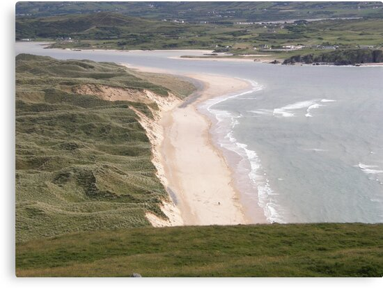Lagg Beach Malin Co Donegal Ireland by mikequigley