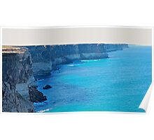 Great Australian Bight - S A - 2014 Poster