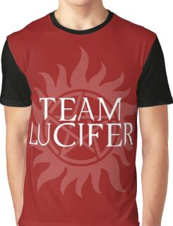 Supernatural - Team Lucifer Graphic T-Shirt