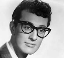 buddy holly by funatthedisco