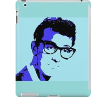 buddy holly iPad Case/Skin
