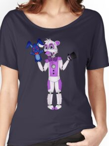 FNAF Sister Location Funtime Freddy Women's Relaxed Fit T-Shirt