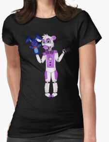 FNAF Sister Location Funtime Freddy Womens Fitted T-Shirt
